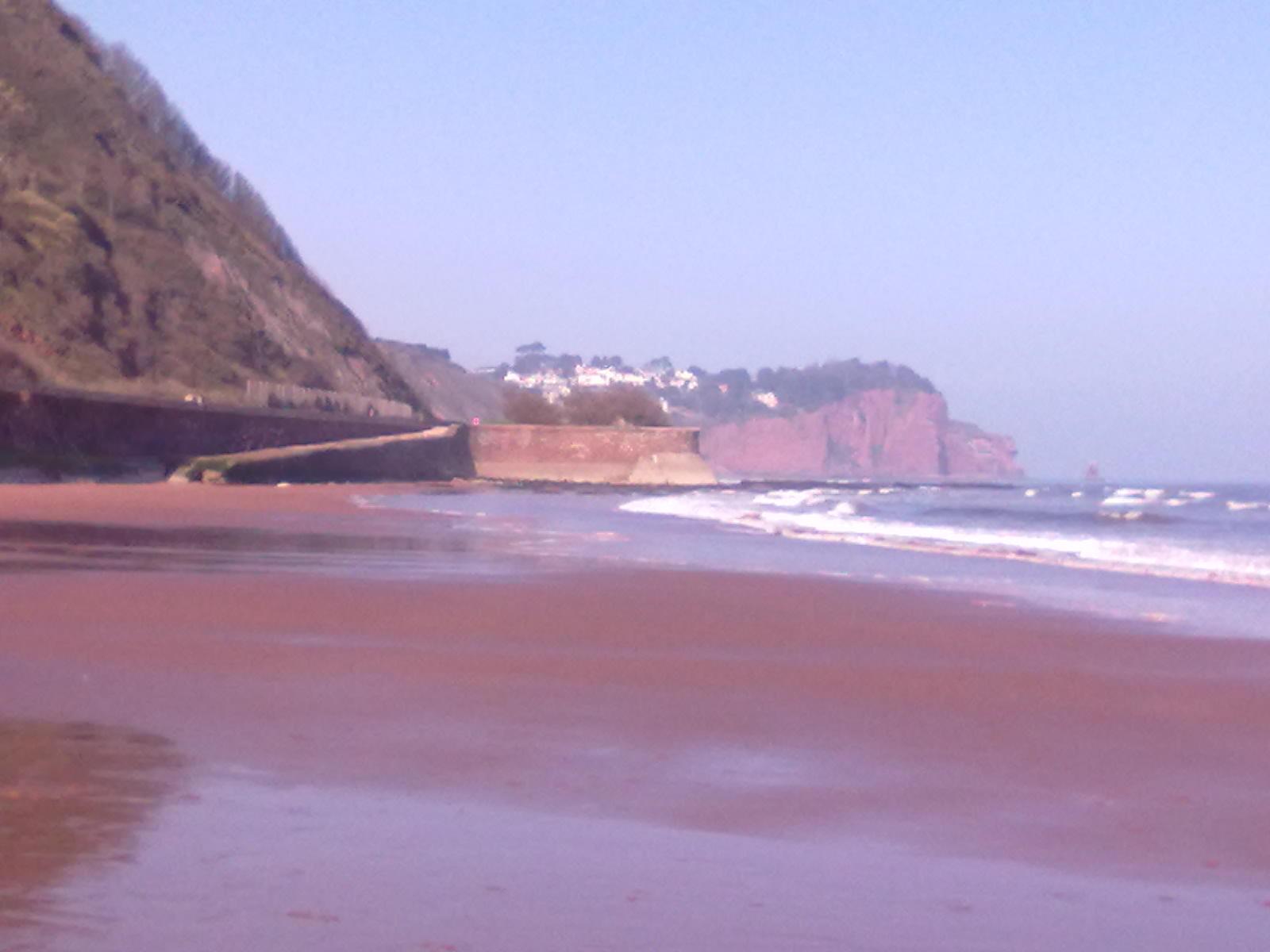 Beach - Holcombe View